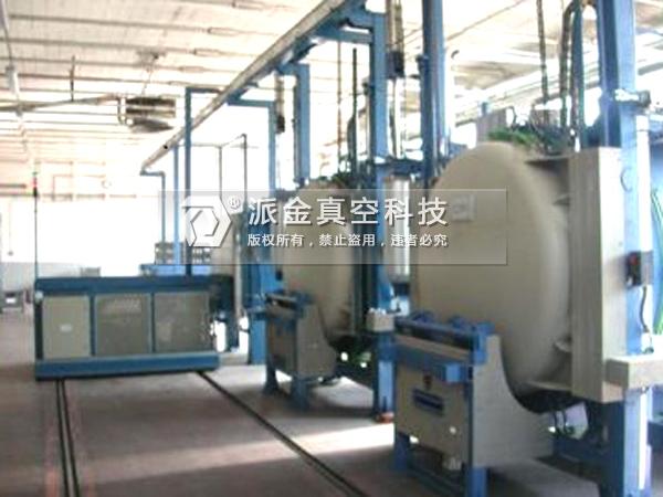 PJ-真空气体氮化+后氧化(NA-C)炉(生产线)